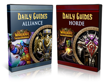 WoW Guide, Dugi's Dailies, Dungeon Guide, Warcraft, World of Warcraft, Dungeon Levelling, Events Guide, Dugi's Leveling, Instances by Level, Profession Guide, Make Gold, wow warcraft alliance horde cataclysm daily quest guides