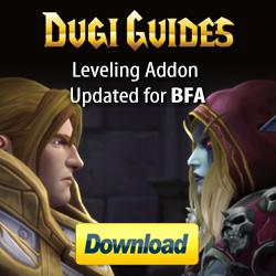 Dugi Warcraft Leveling