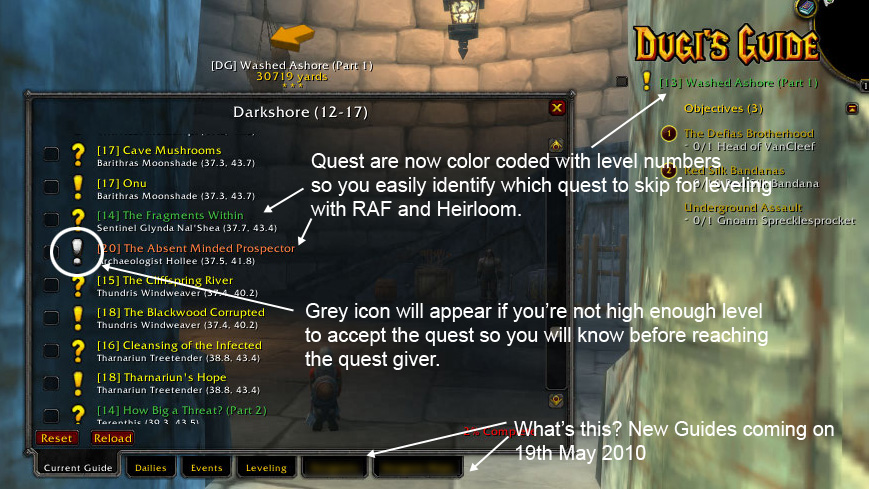 Dugi's Ultimate World of Warcraft Guide download for free ...
