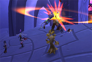 wow instance