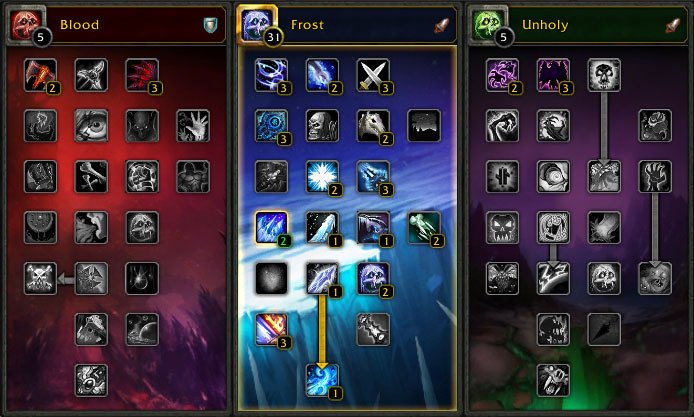 Best Talent Build For A Death Knight Dps