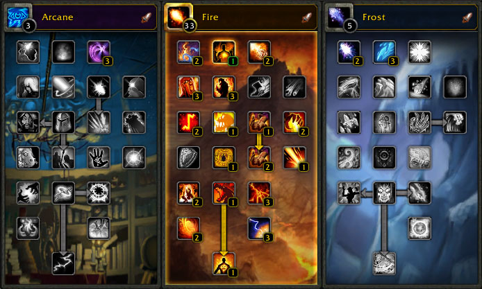 Frost Mage Pvp Talent Build