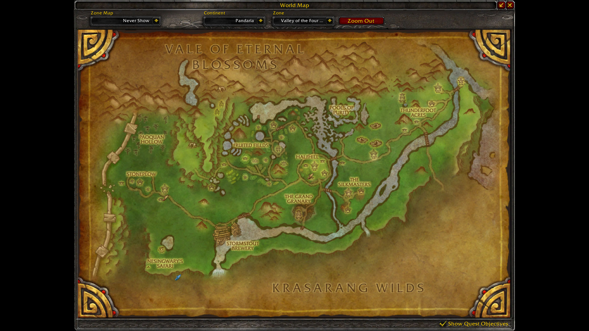 wow mop leveling guide 85 90