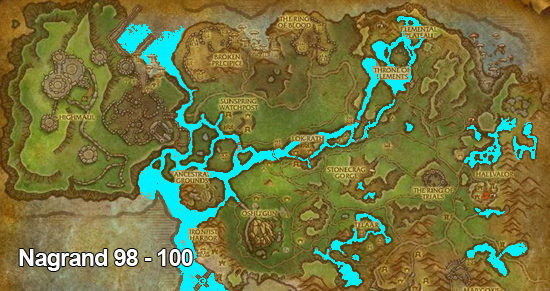 wow 100 110 leveling guide
