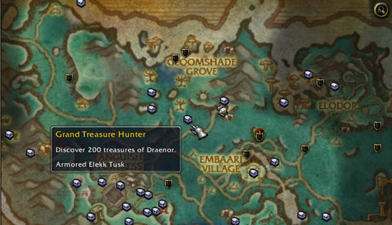 treasure_tracking
